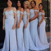 Cheap Ice Blue Chiffon Bridesmaid Dresses | Free Shipping Ice Blue ...
