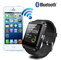 answer products - 2015 New Product U8 Bluetooth Smart Wrist Watch Taken brand Phone Mate for Android And IOS Sport Fitness Tracker Message Reminder Free DHL