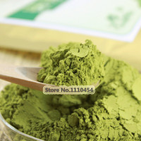 Wholesale Premium g China Matcha Green Tea Powder Natural Organic Slimming Matcha Tea Weight Loss Food Powdered Green Tea