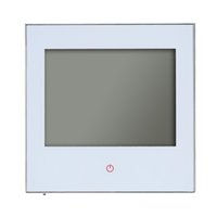 Wholesale Weekly Programmable LCD Digital Touch Screen Water Heating Thermostat Room Temperature Controller A V thermometer