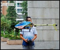 aluminum rc plane - metre non electric RC plane Nitro helicopter with aluminum fly