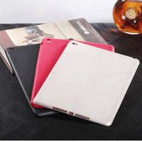 Wholesale Brand New Hot Sell Silica Gel Soft Back Cover Type Tablet Case Cover for ipad mini