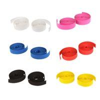 bar tape colors - 2pcs Cycling Handle Bike Bicycle Handlebar Tape Anti slip Handlebar Tape Wrap Bar Plug colors
