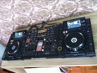 Wholesale Poneer Pair Of CDJ turn tables and DJM Mixer