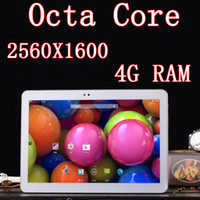 Wholesale 12 inch Octa Core X1600 DDR GB ram GB MP Dual G sim card Wcdma GSM Tablet PC Tablets Android4