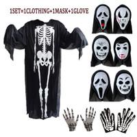 Cheap Halloween costumes Best skeleton costume