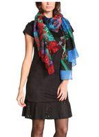 >175cm fashion square - 2014Spanish brand scarf Desigualwomen s scarves wraps famous brands fashion Pashmina shawls scarf big square