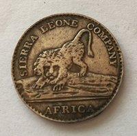 bathroom companies - 1791 Sierra Leone Cents Sierra Leone Company Silver Coin mm