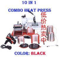 advanced equipment sales - Top Sale Free freight New Advanced In Sublimation Heat Press Machine V V Hot Press Mug Tshirt DIY Printing Equipment