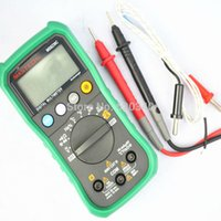 Wholesale MS8239C Pocket Auto Range multifunction digital multimeter for capacitance temperature frequency CAT III V order lt no trac