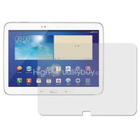 Wholesale Anti Scratch Screen Protector Film Cloth for Samsung Galaxy Tab quot P5200