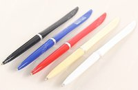 advertising knives - cheap cut knife pen with custom logo advertising ballpoint pen by DHL