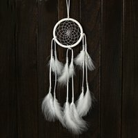 big dream catcher - 2016 New Arrival Big Dream Catcher Handmade quot Diameter and quot Long Native Americans Special Gift for Bringing Good Dream DCR003