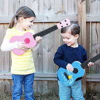 baby acoustic guitar - Kid s Baby String Acoustic Guitar Wisdom Development Simulation Music Toy