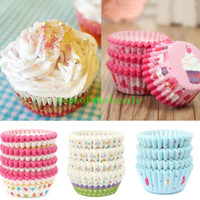 beautiful paper cups - Beautiful food grade priting Baking cups cupcake liners muffin cases paper cake cup Wedding party