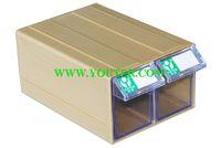 add organizer - YS K mini hot sale storage box plastic organizer countless add up interlock office tools case