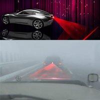 9006 rear Audi New Upgrade car styling laser fog lights warning light powerful Knight Rider lights fog lights 100% waterproof free shipping