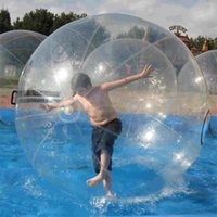Wholesale water balls water walking balls zorb balls good price human sized hamster ball for sale mm pvc material