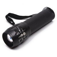 mini bike - Mini LED Flashlight W CREE Q5 Strong Lumens Lanterna Torch light Zoomable lantern penlight bike light Waterproof Portable flashlight