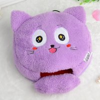 Wholesale Winter Essential New Lovely Cartoon Hand Warmer Cute Plush Cover Heated Mouse Pads Usb Hands Warm Heat Source Pad