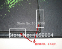 Wholesale Sales promotion original mouse pad for LOL CF gaming mouse mat for Razer medium sized X250X4mm