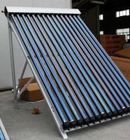 best heating system - Heat pipe solar hot water heating system solar collector for home use best selling solar products