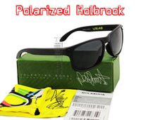 Wholesale Polarized Holbrook Sunglasses With Original Packaging Box VR46 MotoGP Signature Sunglasses Cycling Goggle UV400 Retro Sunglasses