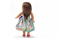 Wholesale American Doll Clothes Ethnic Dress Fits quot American Girl Dolls For Baby Girl s Gift