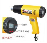 Wholesale SunRed BESTIR taiwan device precision tool W digital display control ajusting temp s delay power off heat gun NO