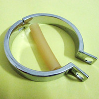 Wholesale 304 Stainless Steel Chastity Ring Stainless Steel Cock Ring For Chastity Crafts Metal Male Chastity Device Fetish