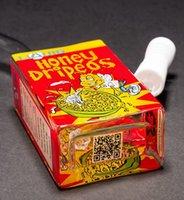 vapor liquid - In Stock Liquid Sci Ce Cereal Box Ceramic Vapor Dome Oil Dab Rig Hottest Juice Box With Removable Mouthpiece