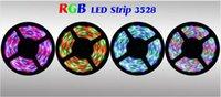 Wholesale good quality cheap price Cheap RGB Led Strip Waterproof M SMD LEDs Roll keys IR Remote