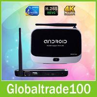 Wholesale Original CS918 Plus Android TV Box Quad core RK3288 XBMC GB RAM GB ROM WIFI P Set top box Free DHL