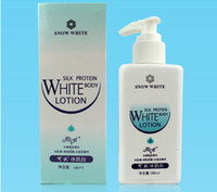 Wholesale 2016 New arrival Snow White Original Whitening Body Cream ml whitening Face Body Lotion Makeup