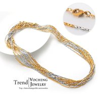 Wholesale 40cm Chain Necklace Accessories for Jewelry Interchangeable DIY Accessories VC