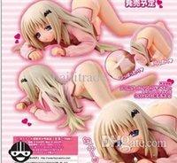 Precio de Anime de la muñeca del sexo-Sexy! Little Busters NOUMI Kudryavka PVC Figuras de venta al por mayor Juguetes Figuras de Acción Anime japonés 1pcs animado muñecas del sexo