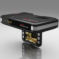 "Wholesale Speed Sensor Signal - SQ680S Car DVR 2.0"" TFT HD Car RD+DVR Radar Speed Detector G-sensor Detection Fixed Signals and Moveable Signals Radar Dectector DHL Free"