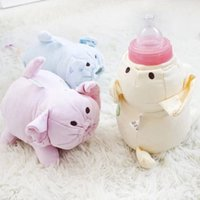 baby food order - 1 x Cartoon Animal Cotton Baby Food Warmer Holder Bag Soft Toy cm Height order lt no tracking