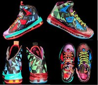 abrasion resistant rubber - LBJ MVP X Basketball Shoes Original Quality Hot Sell James PS Elite Athlenic Shoes Abrasion Resistant Sports Shoes Men Women s
