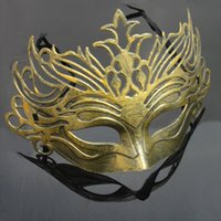 mask for men - Antique Greek Roman Classic Mask for Halloween Mardi Gras Costume Warrior Fancy Dress Mardi Party Man Masquerade Mask