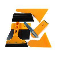 application films - Auto Car Window Film Tint Application Installation Scraper Tools Set G4675