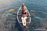 Canoes kayak - clear canoe transparent kayak clear kayaking