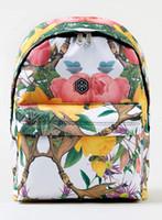 antler bags - FASHION JUST HYPE ANTLERS BACKPACK SCHOOL BAG BACK TO SCHOOL PATTERN MOCHILA BATOH PLECAK