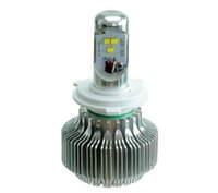 ac electric motorcycle - DHL New Motorcycle led light electric led headlight motorcycle headlamps modified lamp w