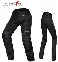 Wholesale 2015 New NERVE motorcycle riding pants long distance rally Moto racing suit trousers motorbike riding Blanca pant