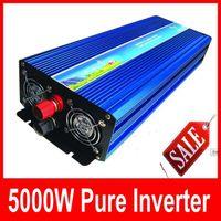ac power conditioner - Homeuse air conditioner fridge inverter DC to AC W Inverter Pure Sine Wave Power Inverter