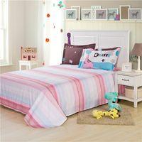 bedspread designs - Dropshipping High Quality Bedspread And Plaids Bedding Set Roupas De Cama Animal Design Duvet Cover Sets Polka Dot Cotton