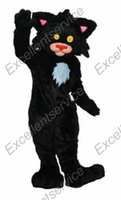 bad kitty costume - High Quality EVA Deluxe Bad Kitty Mascot Costume with Fan Helmet