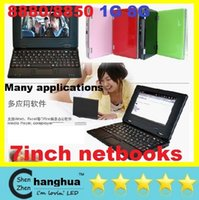 netbooks - NEW inch mini laptop android via8880 netbooks GB GB with wifi DHLfree