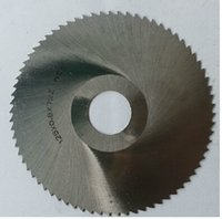 Wholesale HSS Saw blade milling cutter x2 inner hole MM quot